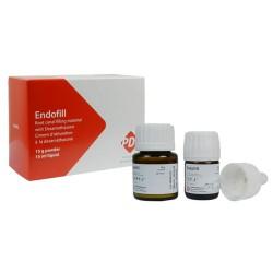 Endofill (Эндофил) - пломбировка каналов с дексаметазоном