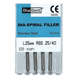 Dia-Spiral Filler (ДиаСпирал Филлер) - каналонаповнювач, 4 шт. (DiaDent Group)