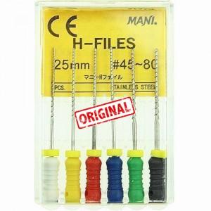 H-File - эндоинструмент