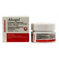 Гемостатична хірургічна пов'язка Alvogyl (Альвожіль) - 12 гр. (SEPTODONT)