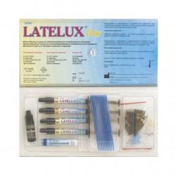 Latelux Flow Kit (Лателюкс Флоу набір) - рідкий композит, набір