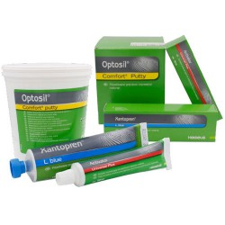 Optosil (Оптосіл) - набір 900 мл + 140 мл + 60 мл. (Kulzer)