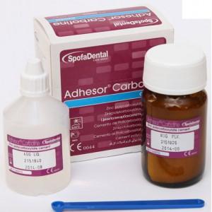 Adhesor Carbofine (Адгезор Карбофайн) - цинк-полікарбоксилатний цемент