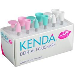 Kenda (Кенда) - головки полірувальні C.G.I.