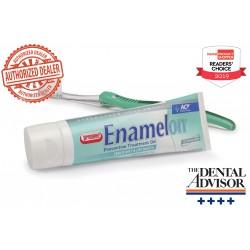 Enamelon Preventive Treatment Gel (Енамелон Прівентів трітмент Гель) - профілактичний лікувальний гель, 113 гр. (Premier)