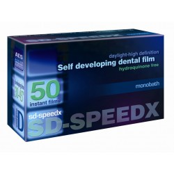 SD-SPEEDX - самопроявляющаяся рентген пленка, 50 кадров (Medex Medical Imaging)