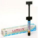 Latelux (Лателюкс) - мікрогібрідний композит, шприц 5 гр. (ЧП Латус)