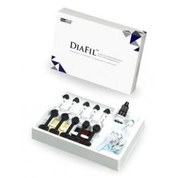 Diafil Kit (Діафіл набір) - світлотвердіючий пломбувальний матеріал, набір
